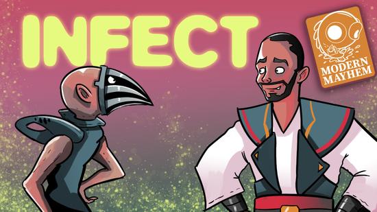 Image for Modern Mayhem: Infect (Modern, Magic Online)