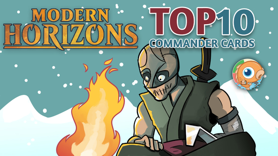 Image for Modern Horizons: Top 10 Commander Cards