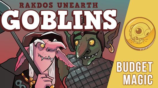 Image for Budget Magic: $99 (13 tix) Rakdos Unearth Goblins (Modern, Magic Online)