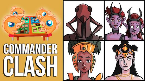 Commander clash 2019 week18