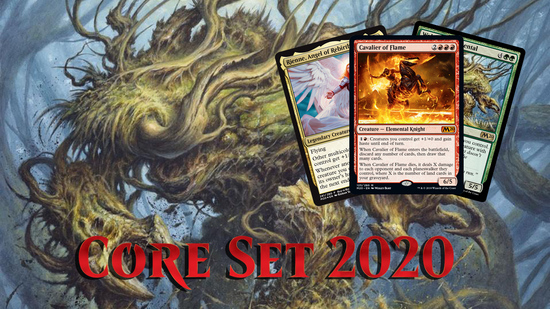 Image for Core Set 2020 Spoilers — June 17, 2019 | Promo Cards!
