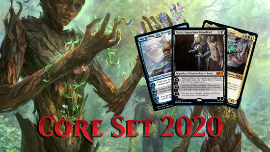 Image for Core Set 2020 Spoilers — June 19, 2019 | Two 3-mana PWs!