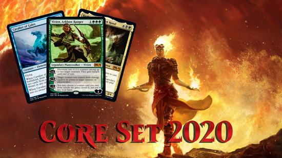 Image for Core Set 2020 Spoilers — June 24, 2019 | Vivien, Arkbow Ranger