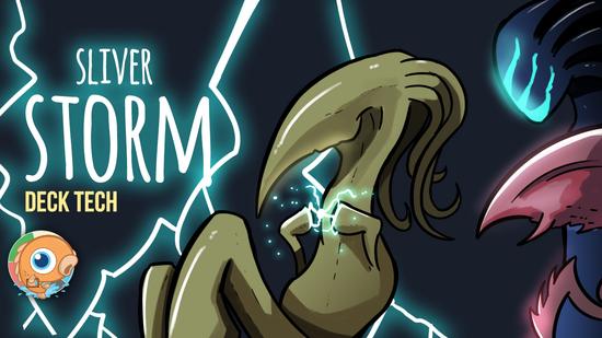 Image for Instant Deck Tech: Sliver Storm (Modern)