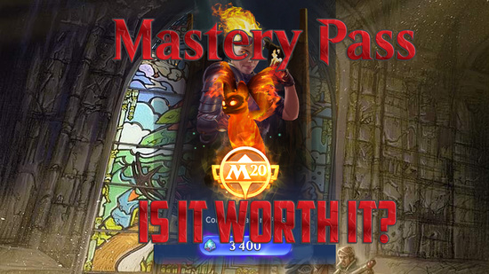 Image for Is It Worth It to Buy a Mastery Pass on Magic Arena?