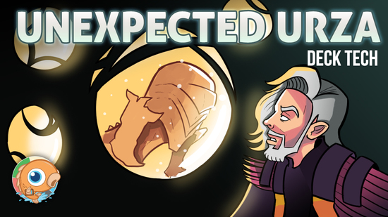 Image for Instant Deck Tech: Unexpected Urza (Modern)