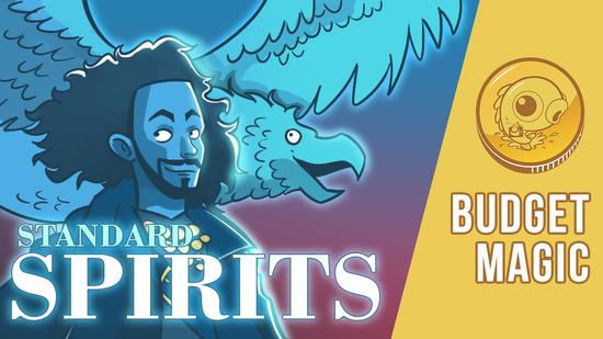 Image for Budget Magic: $58 Spirits (Standard, Magic Arena)