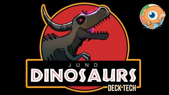 Image for Instant Deck Tech: Jund Dinosaurs (Standard)