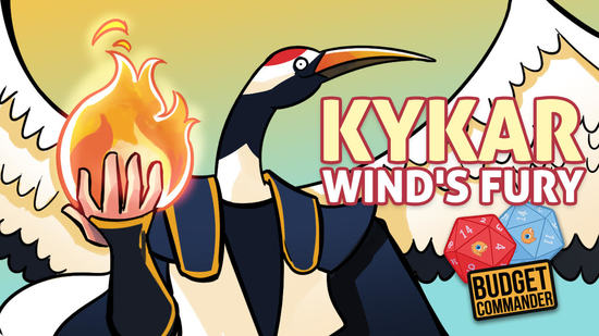 preview image for Budget Commander: Kykar, Wind's Fury | $30, $60, $90