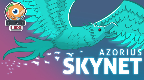 Image for Fish Five-0: Azorius Skynet (Standard, Magic Arena)