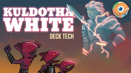 preview image for Instant Deck Tech: Kuldotha White (Modern)