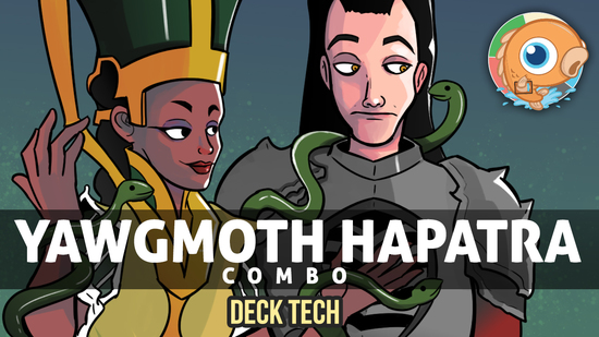 preview image for Instant Deck Tech: Yawgmoth Hapatra Combo (Modern)