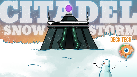 preview image for Instant Deck Tech: Citadel Snow Storm (Modern)