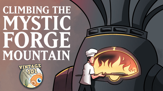 Image for Vintage 101: Climbing the Mystic Forge Mountain