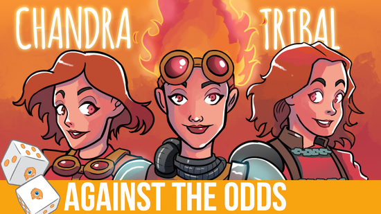 preview image for Against the Odds: Chandra Tribal (Standard, Magic Online)