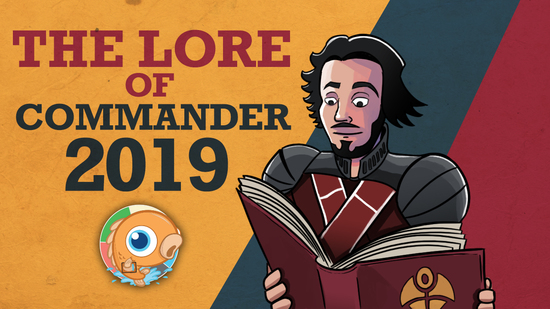 Image for The Lore of Commander 2019