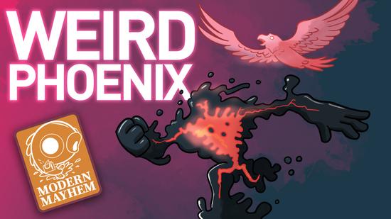 preview image for Modern Mayhem: Weird Phoenix (Modern, Magic Online)