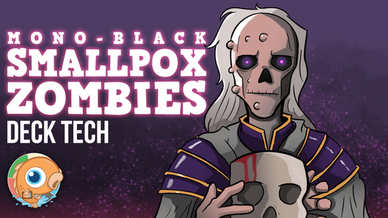 preview image for Instant Deck Tech: Mono-Black Smallpox Zombies (Modern)
