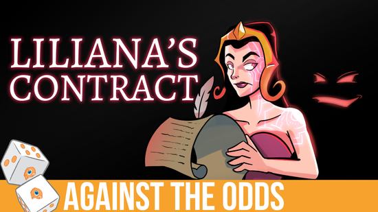 preview image for Against the Odds: Liliana's Contract (Modern, Magic Online)