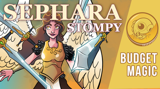 Image for Budget Magic: $94 (16 tix) Sephara Stompy (Modern, Magic Online)