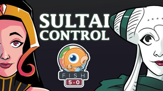 Image for Fish Five-0: Sultai Control (Standard, Magic Arena)