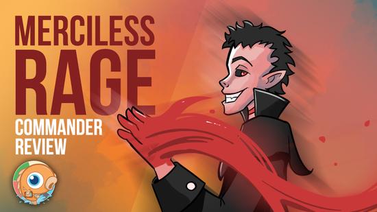 Image for Commander 2019: Merciless Rage Commander Review