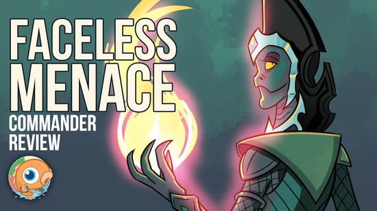 Image for Commander 2019: Faceless Menace Commander Review