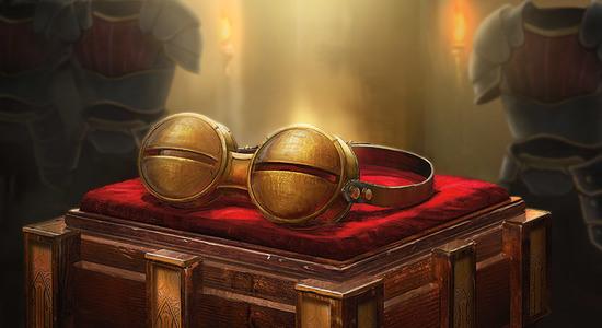 Image for Budget Magic: $75 (41 tix) Standard Post-Rotation Pyromancer's Goggles