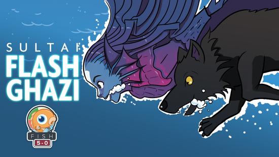Image for Fish Five-0: Sultai Flash Ghazi (Standard, Magic Arena)