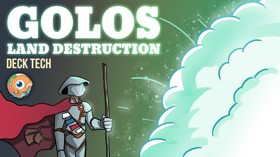Image for Instant Deck Tech: Golos Land Destruction (Standard)