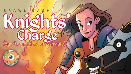 Image for Brawl Bash: Knight's Charge (Syr Gwyn, Hero of Ashvale, Magic Arena)
