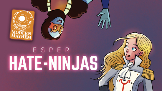 Image for Modern Mayhem: Esper Hate-Ninjas (Modern, Magic Online)