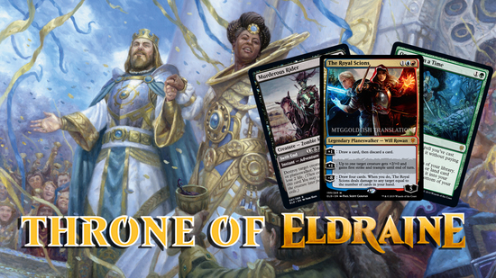 Image for Throne of Eldraine Spoilers — September 9, 2019 | Will and Rowan, the Royal Scions