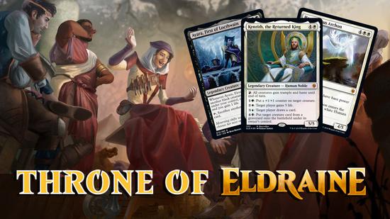 Image for Throne of Eldraine Spoilers — September 11, 2019 | Kenrith, the Returned King