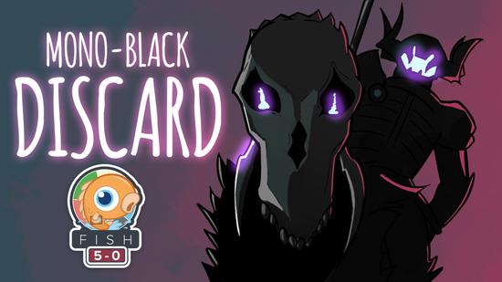 Image for Fish Five-0: Mono Black Discard (Standard, Magic Arena)
