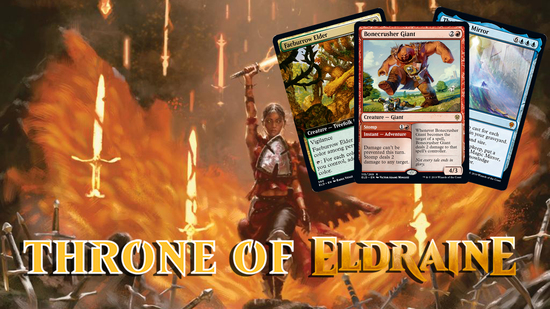 Image for Throne of Eldraine Spoilers — September 13, 2019 | Mirrors!