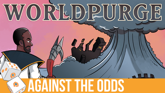 preview image for Against the Odds: Worldpurge (Modern, Magic Online)