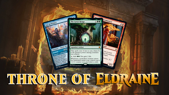 preview image for Throne of Eldraine Spoilers — September 18, 2019 | The Great Henge