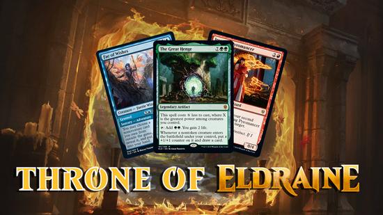 Image for Throne of Eldraine Spoilers — September 18, 2019 | The Great Henge