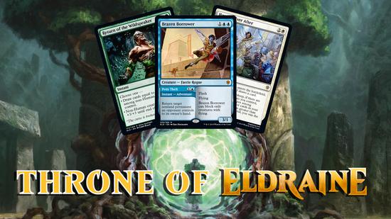 Image for Throne of Eldraine Spoilers — September 19, 2019 | Mythic Faerie!