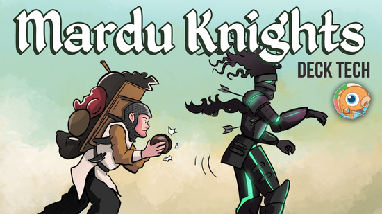 Image for Instant Deck Tech: Mardu Knights (Standard)