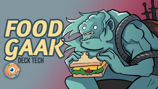 Image for Instant Deck Tech: Foodgaak (Standard)