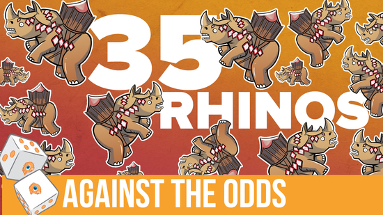 preview image for Against the Odds: 35 Rhinos (Modern, Magic Online)