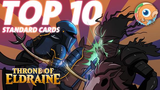 Image for Throne of Eldraine: Top Ten Standard Cards