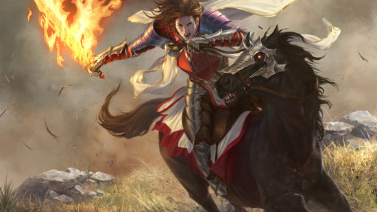Image for Commander Review: Throne of Eldraine | Part 2 | Red, Green, Multicolor, Colorless, Lands, Brawl