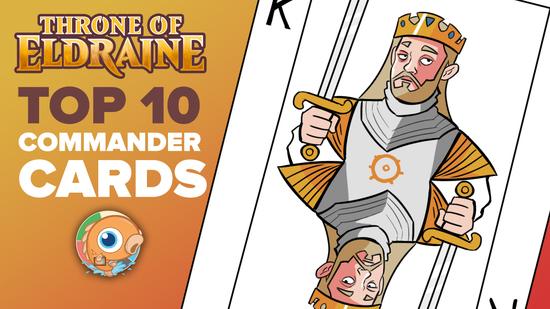 Image for Throne of Eldraine: Top Ten Commander Cards