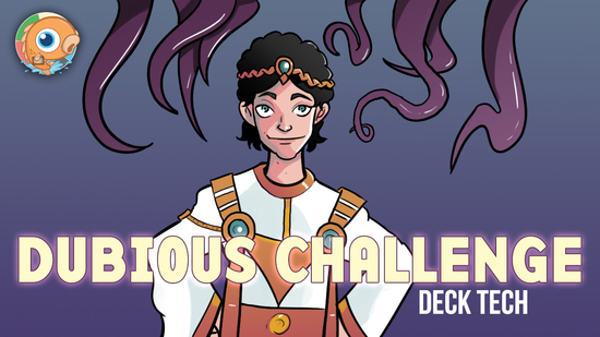 preview image for Instant Deck Tech: Dubious Challenge (Modern)