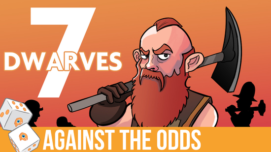 preview image for Against the Odds: Seven Dwarves (Standard, Magic Arena)