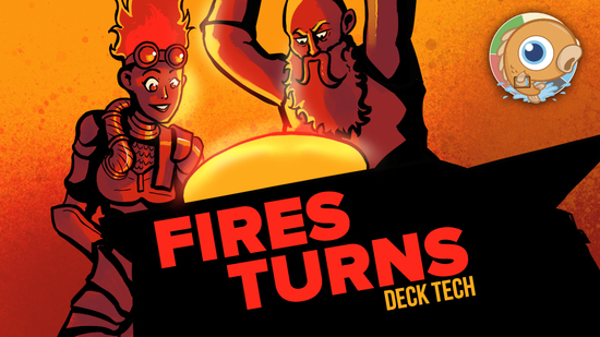 preview image for Instant Deck Tech: Fires Turns (Modern)