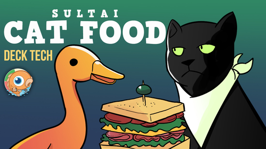 Image for Instant Deck Tech: Sultai Cat Food (Standard)